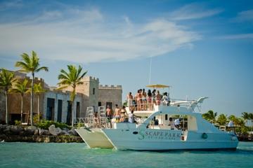 Viagem de um dia à Cap Cana com Cruzeiro de Catamarã