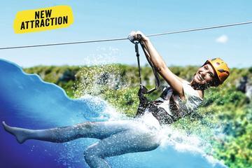 Zip Line Eco Splash