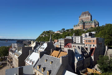 QUEBEC CITY PRIVATE WALKING TOUR -       400 Years of French America