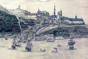 QUEBEC CITY PRIVATE WALKING TOUR - The History of French & British America