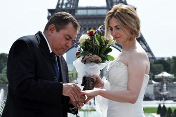 Erneuern Sie Ihr Ehegelübde in Paris