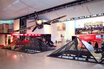 Toegang tot Mémorial de Caen Museum met optionele audiogids