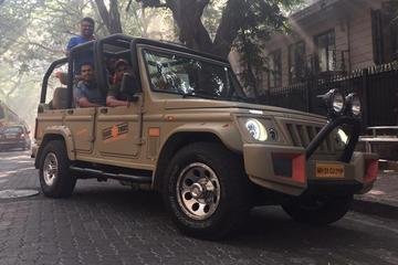 UrbanSafari - Open Jeep Heritage Tour