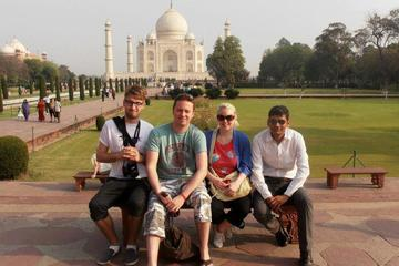 Private Three Nights-Four Days Golden Triangle Tour