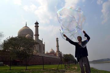 Same Day Private Taj Mahal and Agra Fort Tour