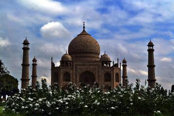 Same Day Taj and Agra Fort Tour from Delhi