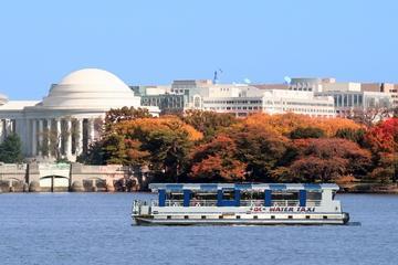 Washington DC Fall Foliage Cruise