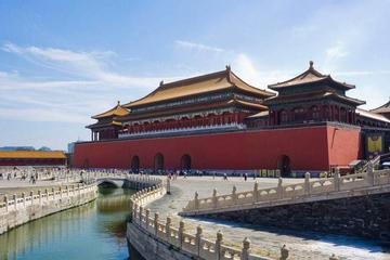 Forbidden city,Tiananmen Square and Mutianyu Wall private tour