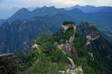 Jiankou Great Wall(Xizhazi Village) to Mutianyu Great Wall  Private Hiking Tour