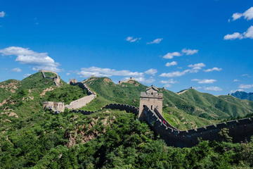 Jinshanling Great Wall One day private tour