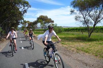 Tour vinícola en bicicleta a McLaren Vale