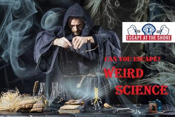 Day Trip New Jersey Weird Science Interactive Escape Room near Atlantic City, New Jersey