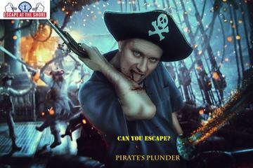 Day Trip Pirate's Plunder Interactive Escape Room in New Jersey near Atlantic City, New Jersey