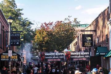Salem Super Saver: Wax Museum and Witch Village