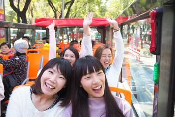 Hop-On Hop-Off Bus Tour in Taipei