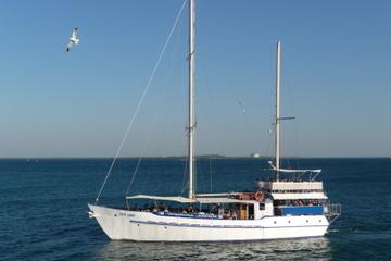 Darwin-Bootstour mit Abendessen bei Sonnenuntergang