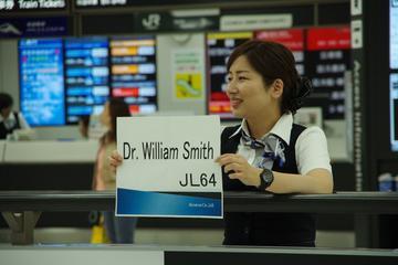 Meet and Greet in Kansai International Airport