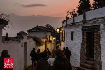 Tour Albaicin Oscuro