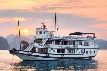 Visit Halong Bay & Bai Tu Long Bay...