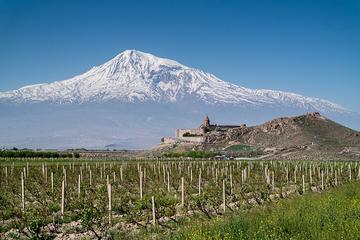Le goût et l'odeur de l'Arménie