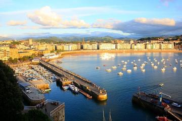 Royals Stars and Surfers San Sebastian Walking City Tour with a Local...
