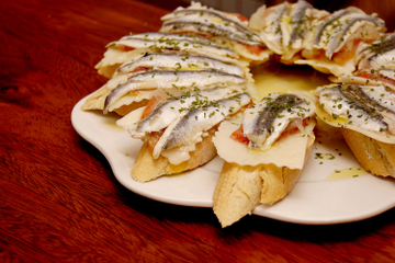 San Sebastián Tour gastronómico: Pintxos y vino