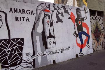 Straßenkunst-Rundgang durch Valencia mit Horchata und Fartón-Imbiss