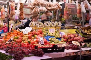 Valencian Food Walking Tour Including Mercado de Colón Visit and Wine...