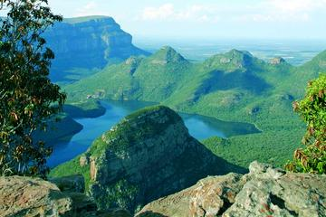 5-Day Guided Coach Tour: Panorama Route and Kruger National Park...