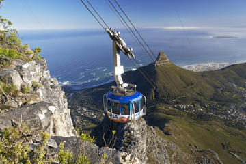 Table Mountain Skip-the-Line Ticket and Half-Day Private Chauffeur