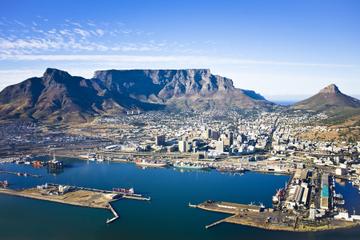 Tour du Cap et Robben Island