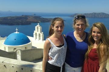Excursão privada personalizada: Santorini em um dia
