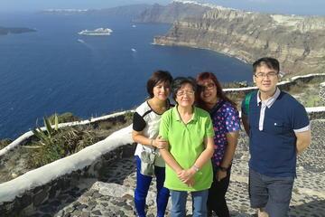Excursão Terrestre em Santorini: Excursão Privada com Paradas para...