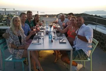 Santorini Sunset Wine Tasting Tour