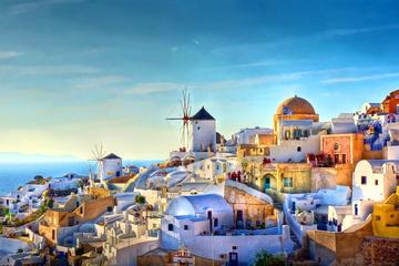 Trails of Atlantis with Winery and Oia Village Tour: 6-Hour Private...
