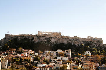 Ancient Athens Ruins and Markets Walking Tour