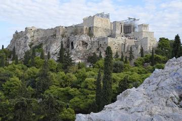 Ancient Athens Ruins and Markets Small-Group Walking Tour