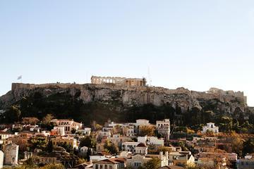 Excursão a pé para pequenos grupos nas Ruínas da Atenas Antiga e...