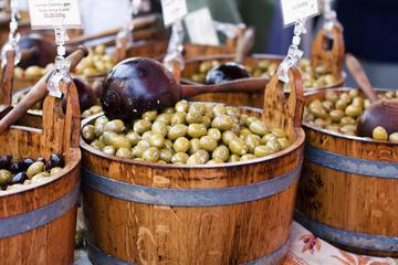 Excursão de degustação para grupos pequenos em Atenas