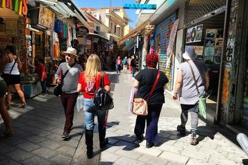 Full-day Small Group Athens Walking Tour with Food Tasting