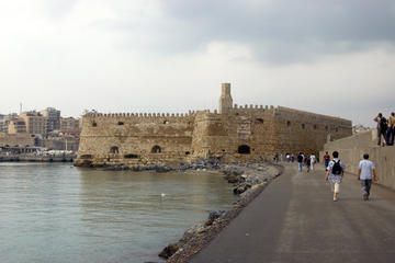 Heraklion Food and Wine Tour