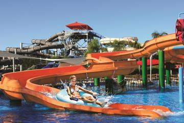 Admission Ticket to Fasouri Waterpark in Limassol