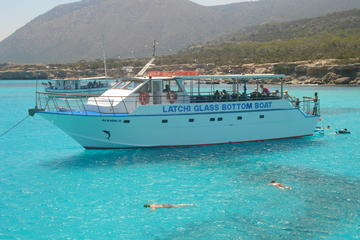Boatrip to Blue Lagoon from Paphos