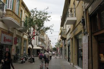 Nicosia Full Day Shopping Tour from...