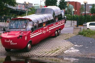 Recorrido turístico por la ciudad de Ottawa por tierra y agua