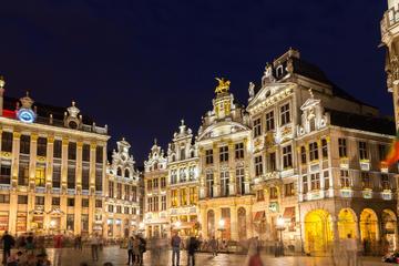 Bruxelles super économique : visite privée de Bruxelles et la...