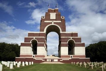 Excursão em Private Somme Battlefields, Fromelles e Flanders Fields...