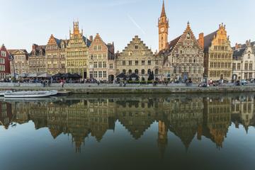 Excursion privée d'une journée à Gand et à Bruges, au départ de...