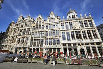 Offre combinée Bruxelles: visite privée de Bruxelles ainsi qu'Anvers...