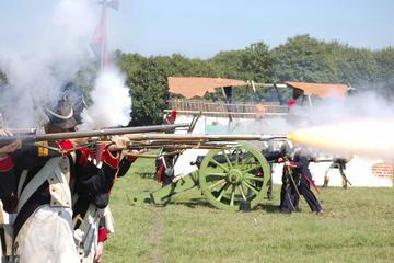 Privétour: Slag bij Waterloo vanuit ...